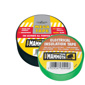 Everbuild Electrical Insulation Tape 19mm x 20m mix colours
