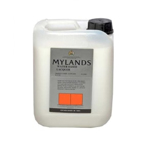 Mylands High Build Water Based Lacquer 5L