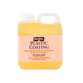 Rustins Plastic Coating Clear