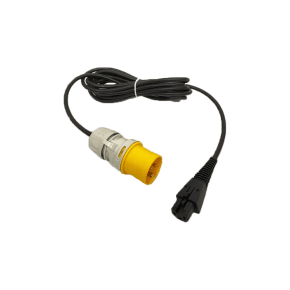 Mirka Rewireable Mains Power Cable 4.3m 110-120V UK