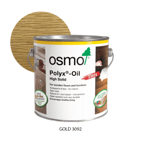 Osmo Polyx Oil Tints 3092 Gold
