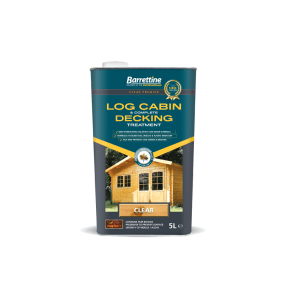 Barrettine Log Cabin Treatment 5L