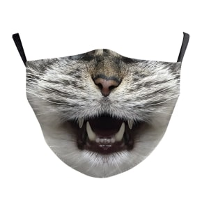 Kitty Reusable Face Mask