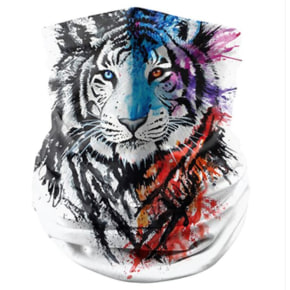 Tiger Art Bandana