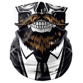 Bearded Skull Bandana