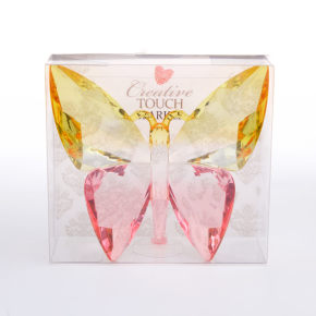 Butterfly Yellow/Pink