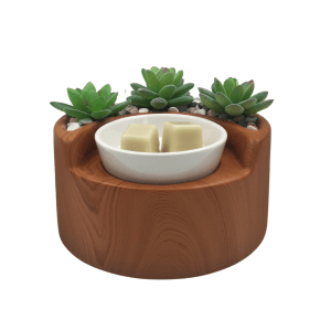 Oak Garden Wax Burner