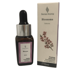 Blossoms Oily Aroma Lamp Fragrance 10ml