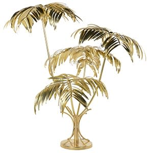 Coach House Palm Tree Floor Lamp