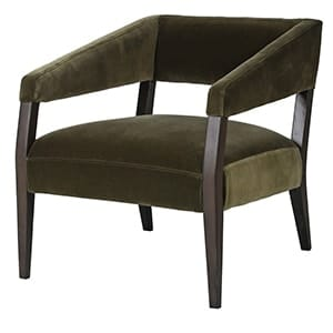 Coach House Occasional Olive Chair​​