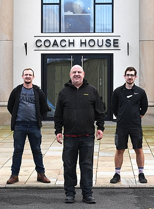 Coach House wholesale delivery service Danny Riley