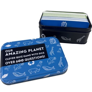 Quiz in a Tin - Our Amazing Planet