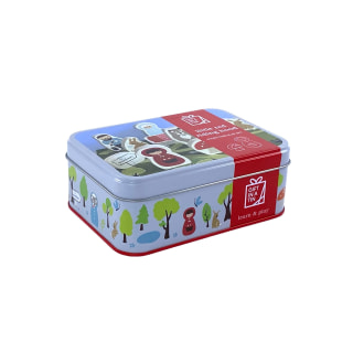 Storytime Tin - Little Red Riding Hood - NEW