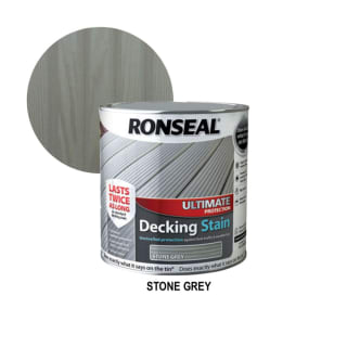 Ronseal Decking Stain - Stone Grey