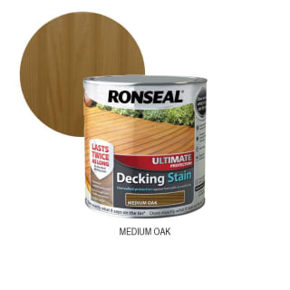 Ronseal Ultimate Protection Decking Stain 2.5L