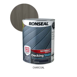 Decking Stain - Charcoal 5L