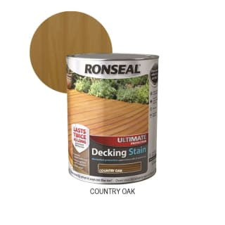Decking Stain - Country Oak 5L