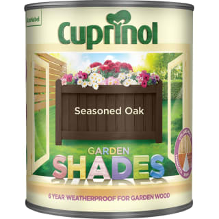 Cuprinol Garden Shades - Seasoned Oak