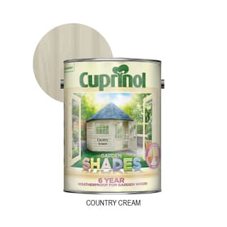 Cuprinol Garden Shades  - Country Cream