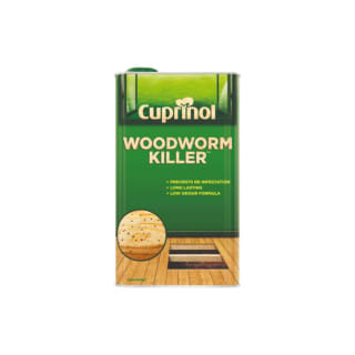 Cuprinol Water Based Woodworm Killer - 5l