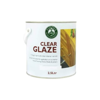 Fiddes Clear Glaze 5L