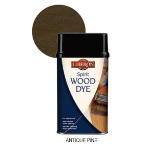 Liberon Spirit Wood dye - Antique Pine