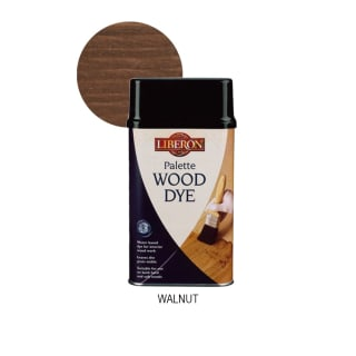 Liberon Palette Wood dye - Walnut