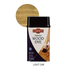 Liberon Palette wood dye - Light Oak