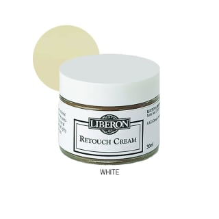 Liberon Retouch Cream Colour Chart