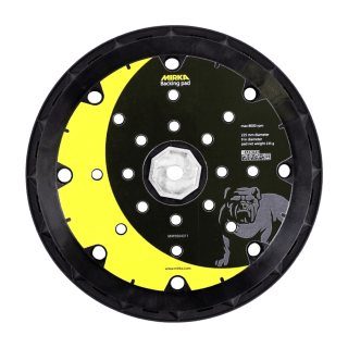 Mirka LEROS Backing Pad 225mm diameter 24 Hole