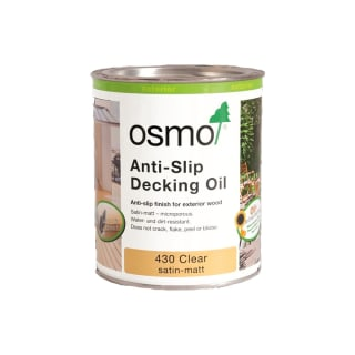 Osmo Anti-slip Decking Oil 430 Clear