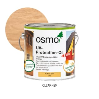 Osmo UV Protection Oil Extra 420 Clear