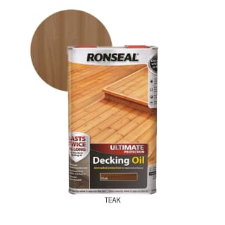 Ronseal Ultimate Protection Decking Oil 5L