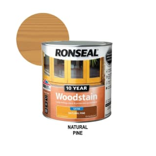 Ronseal 10 Year Woodstain 2.5L