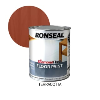 Ronseal Diamond Hard Floor Paint 2.5L