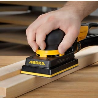 Mirka DEOS Rectangular Electric Orbital Sander 81