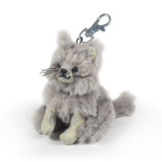 Osh Majestic Maine Coon Key Ring by Dora Designs