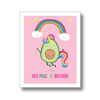 Avo Magical Birthday
