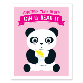 Another Year Older, Gin And Bear It