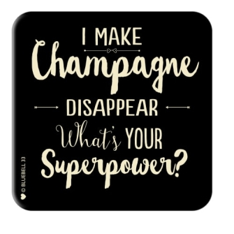 Champagne Disappear