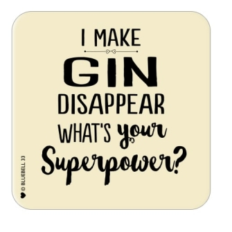 Gin Disappear