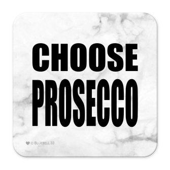 Choose Prosecco