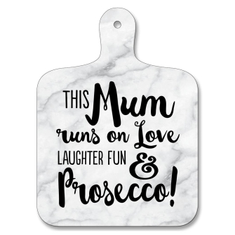Mum Runs On ... Prosecco