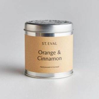 Orange & Cinnamon