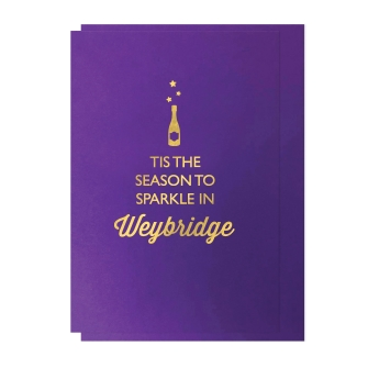 Tis the season to Sparkle in Weybridge