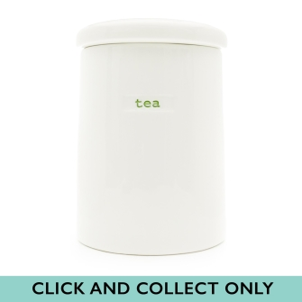 KBJ Storage Jar - tea
