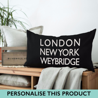 London, New York, Your Town