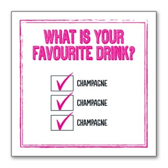 Favourite Drink?