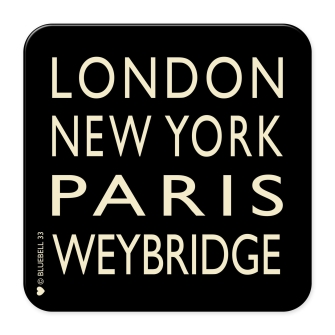 London NY Paris