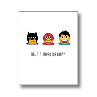 Have a Super Birthday